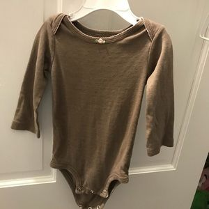 Other - 12 months brown onesie